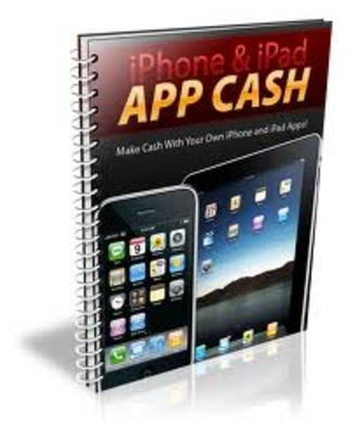 Product picture iPhone And iPad App Cash With ull PLR