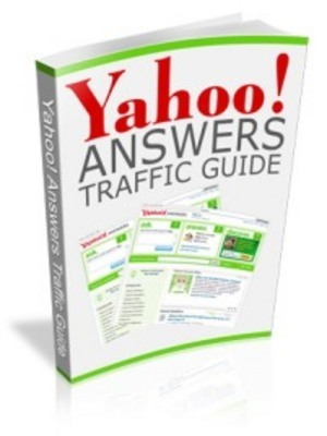 Product picture Yahoo Answers Traffic Guide (PLR)