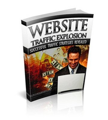 Product picture Website Traffic Explosion With PLR License