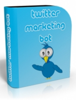 Product picture HOT ITEM! - Twitter Marketing Bot with PLR
