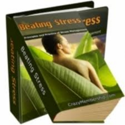 Product picture Beating Stress With PLR