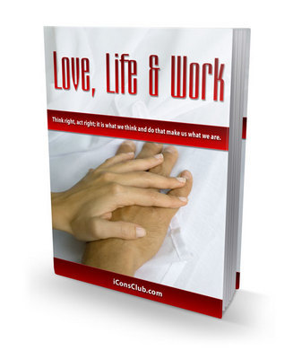 Product picture Love, Life & Work - included PLR