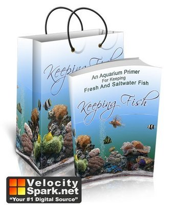 Product picture Keeping Fish - PLR Version