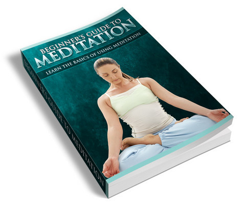 Product picture Guide Meditation with PLR license